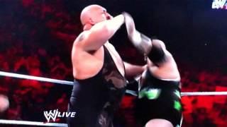 Monday Night Raw Highlights 25th June 2012 (Part 1/2)