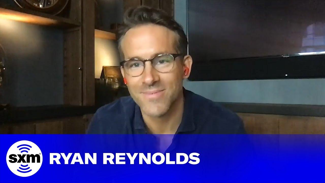 Ryan Reynolds Says 'Free Guy' Is