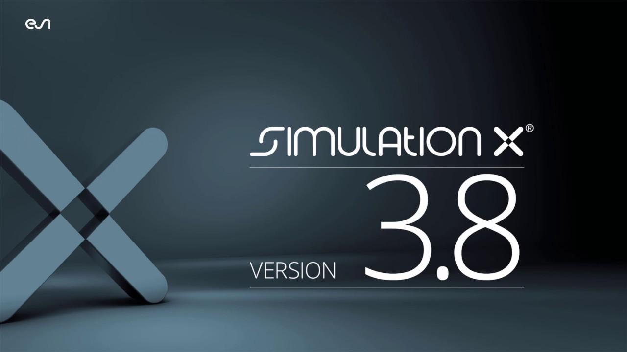 SimulationX 3.8