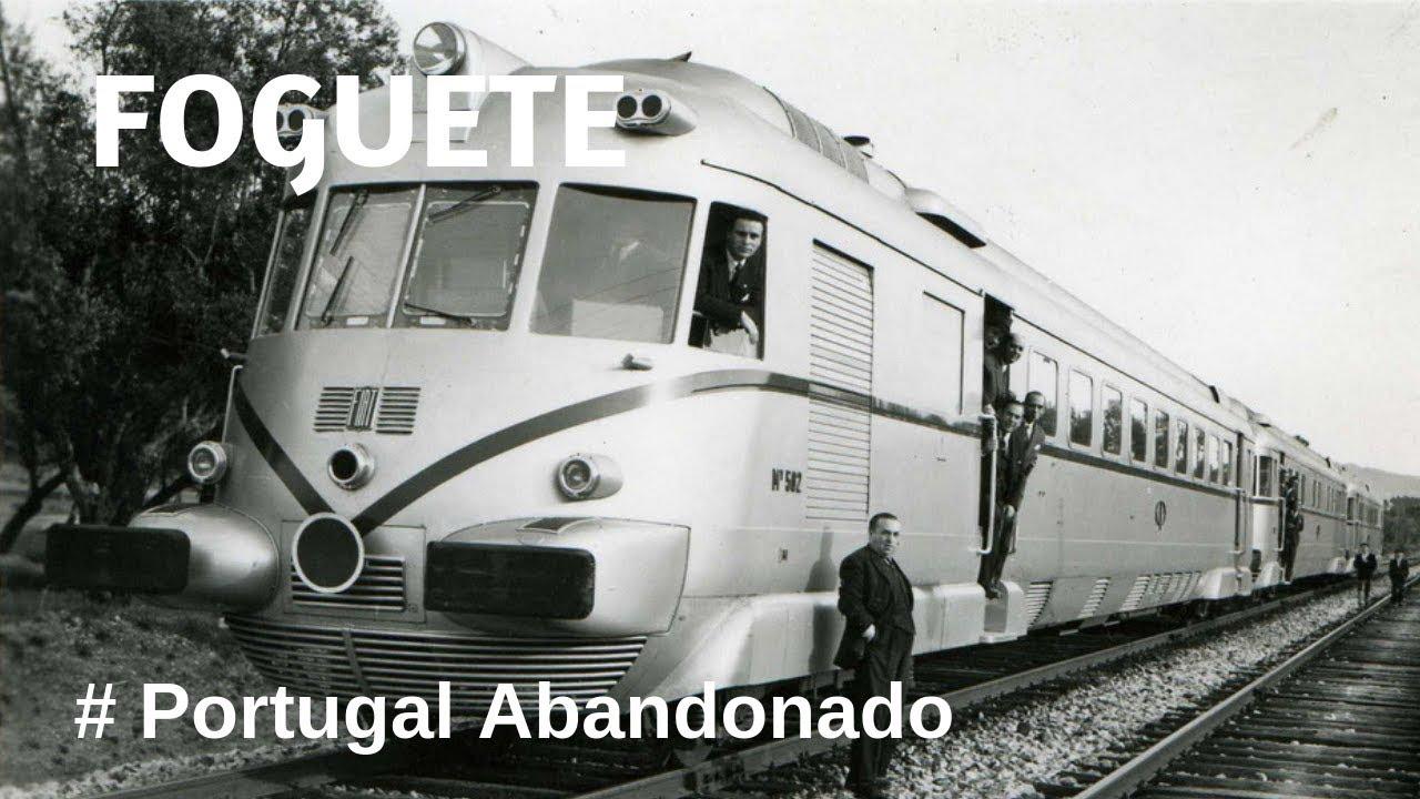 Portugal Abandonado - História do Foguete