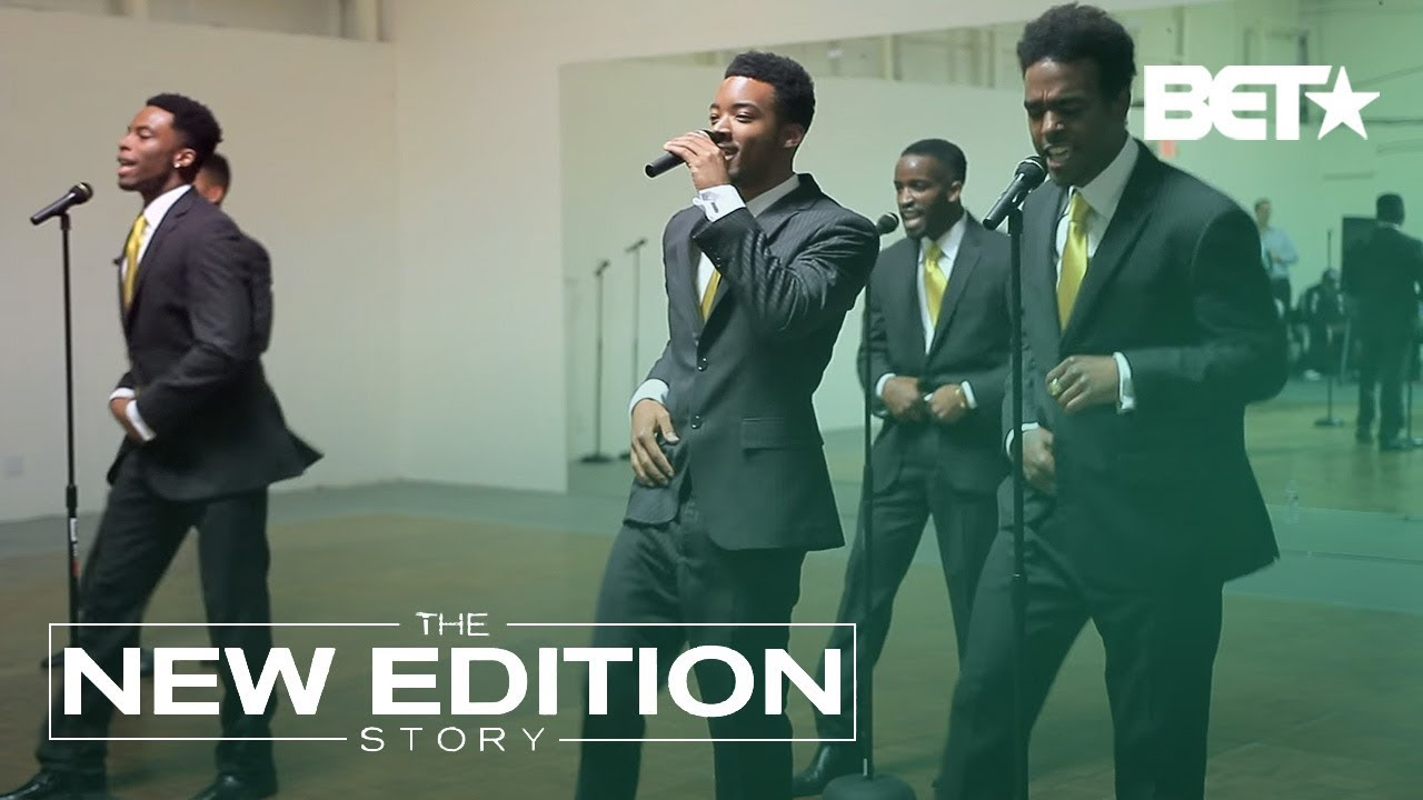 Download Cast of 'The New Edition Story' Perform for BET Execs | The New Edition Story
