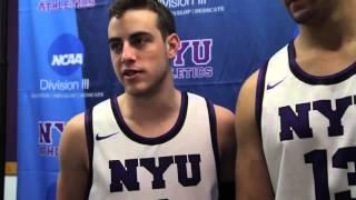 Men S Basketball New York University Nyu Athletics Official Site