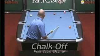 Billiard Club Network Presents: The World Pool Masters FINAL = Ralf Souquet vs. Alex Pagulayan