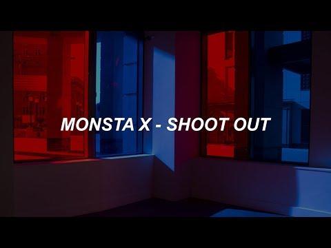 MONSTA X 몬스타엑스 'Shoot Out' Easy Lyrics