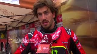 Monster Energy Honda Team Dakar 2019 Stage 3