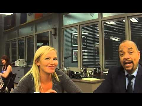 IceT and Kelli Giddish Talk All Things SVU