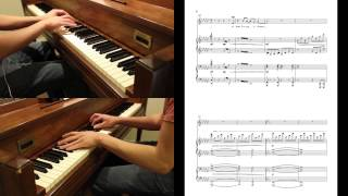 For the First Time in Forever - Piano (Four Hands)