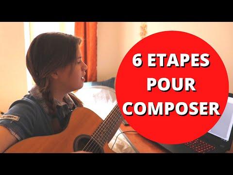 Comment composer et écrire une chanson ?