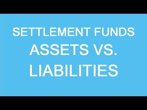 Liabilities, credits and settlement funds for immigration to