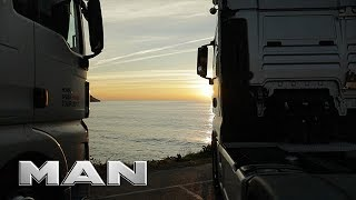 MAN #TRUCKLIFE Hotel: Welcome Home in Sitges!