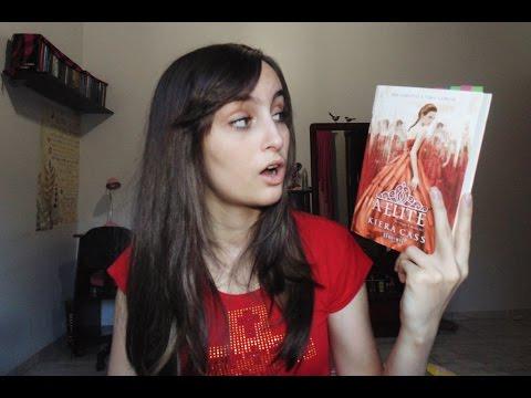 A ELITE, de Kiera Cass | booktalk com a Ana