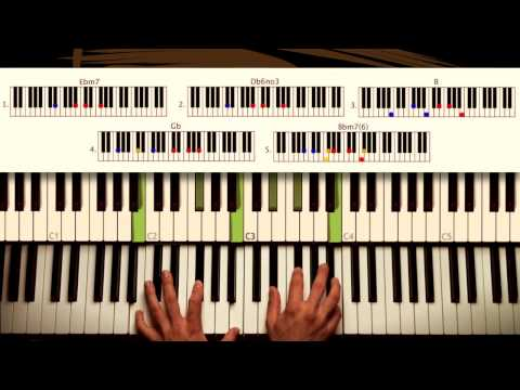 How to play: A Sky Full of Stars- Coldplay. ORIGINAL Piano lesson. Tutorial by Piano Couture