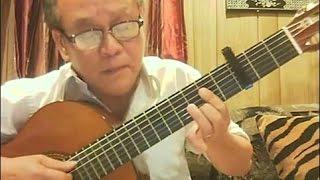 Buồn Nào Như Lá Bay (Hoàng Khai Nhan) - Guitar Cover by Hoàng Bảo Tuấn