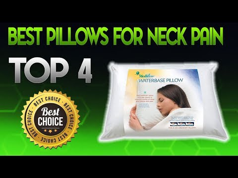 Best Pillows For Neck Pain 2020 Pillows For Neck Pain Review