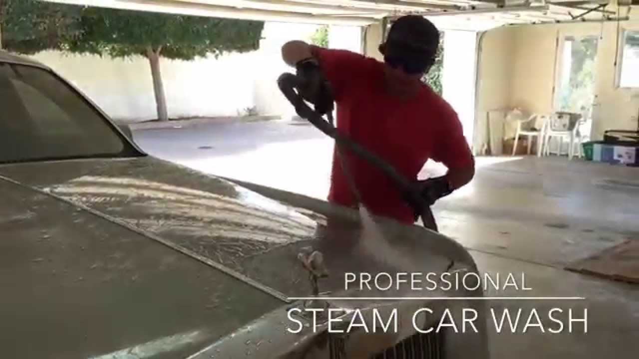 Rolls Royce Steam Wax By Sunshinemobiledetailing Santa Barbara Ca