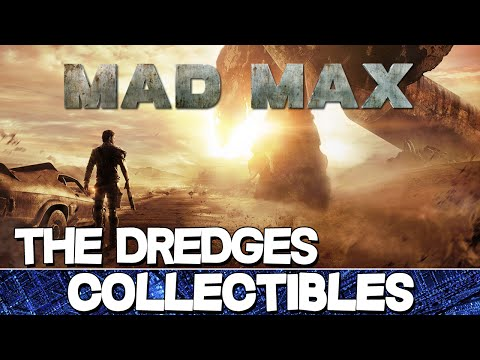 Mad Max | The Dredges Camp All Collectibles Guide (Insignia/