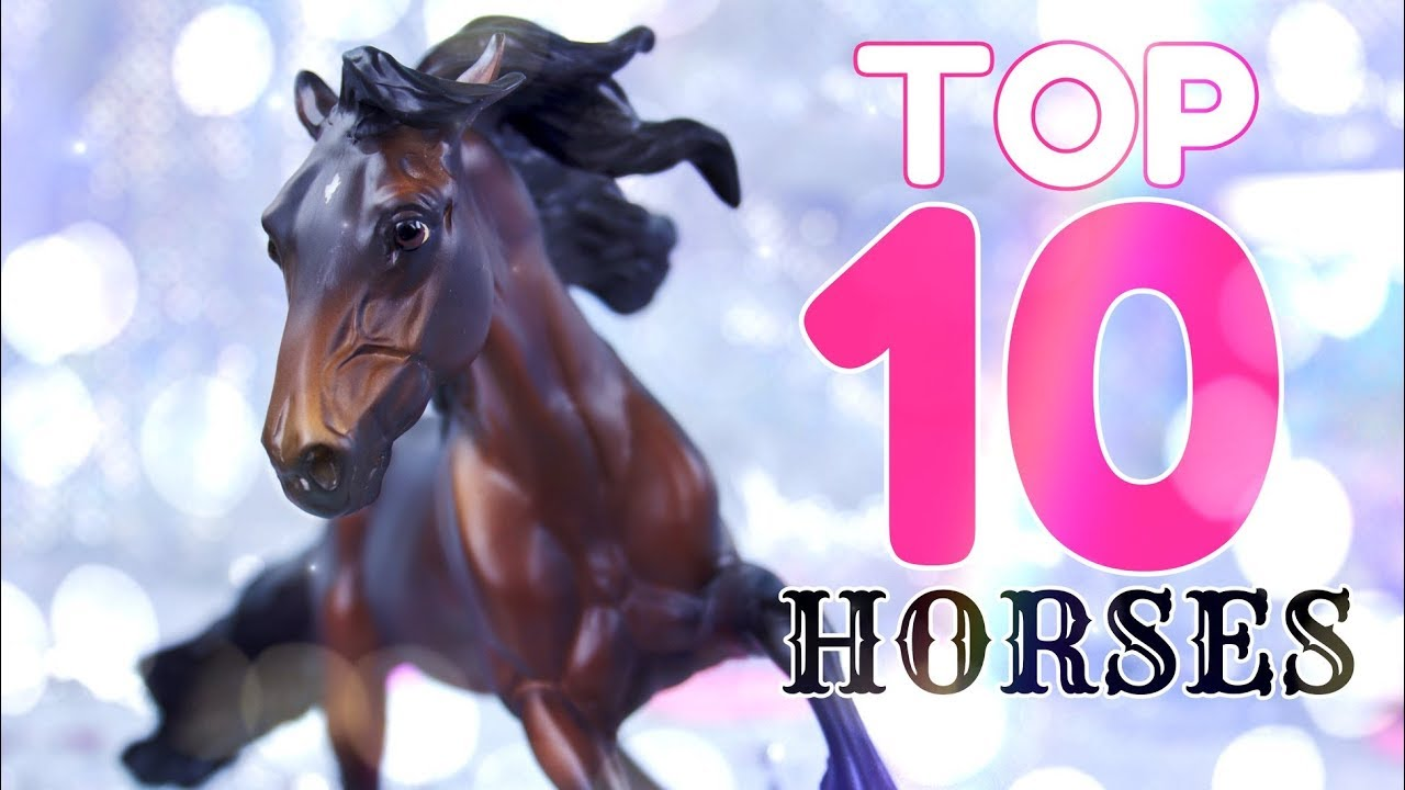 Top 10: Best Doll Horses RANKED - Schleich   Breyer   Spirit Riding Free & more