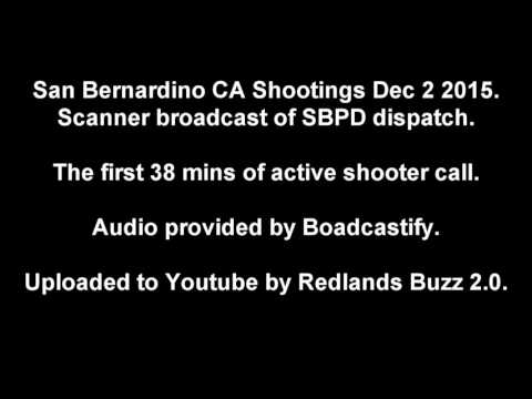 San Bernardino Shootings at IRC. Active shooter. Terrorist Jihadist