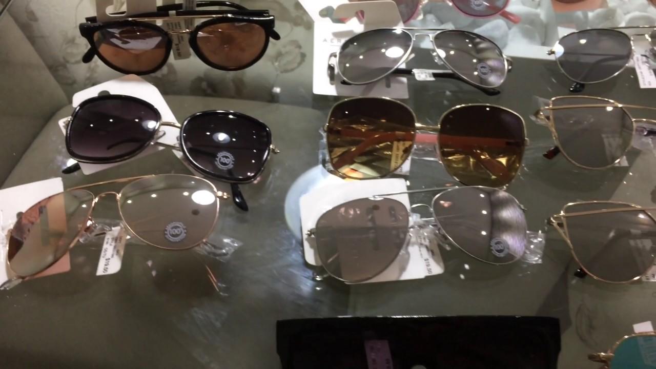 500a7659b Óculos de Sol Aeropostale Importado