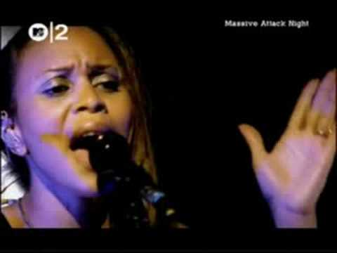 Massive Attack Safe From Harm (Live)