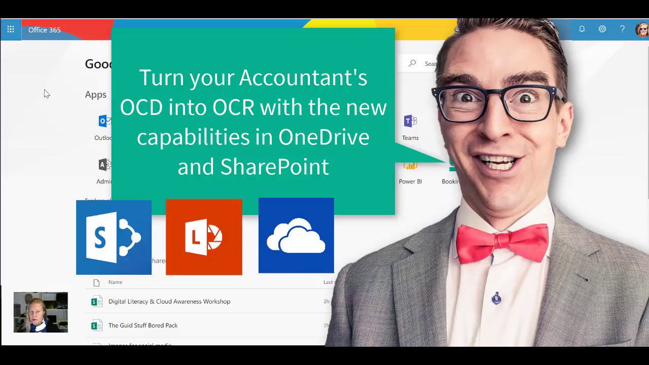 #Microsoft365 Day 362: Visual Content Intelligence in #OneDrive (OCR)