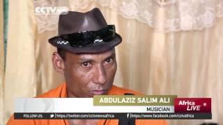 Somali wedding singer wins hearts with Somali ballads