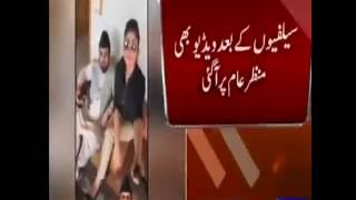 Qandeel Baloch HOT Video LEAKED with MUFTI ABDUL QAVI QANDEEL WITH ABDUL QAWI AT Hotel