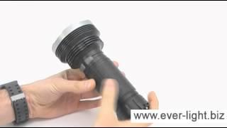 Видеообзор тактического фонаря Fenix TK75