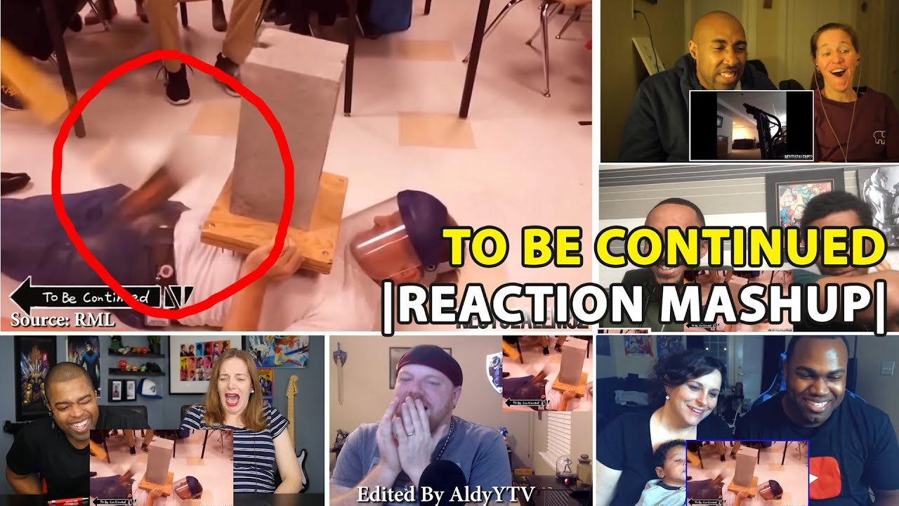 Download To Be Continued | REACTION MASHUP |