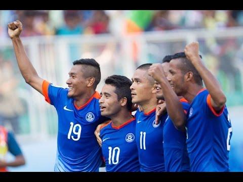 Semi Final 1: India vs Maldives - SAFF Suzuki Cup 2015