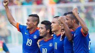 Semi Final 1: India vs Maldives - SAFF Suzuki Cup 2015