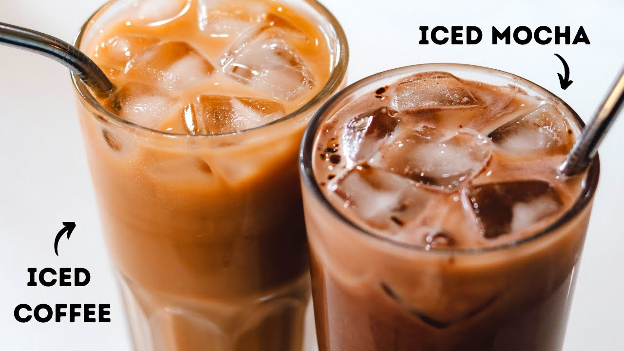 Download HOW TO MAKE INSTANT ICED COFFEE | ICED COFFEE TWO WAYS INSTANTLY