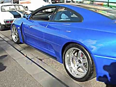 Pontiac Gto Coupe Australian Customized Monaro