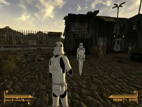 Fallout new vegas star wars mods