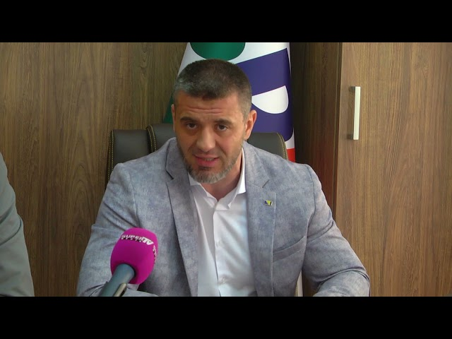 Salko Zildzic PRESS GO SDA VIDEO 5
