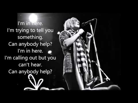 Sia - I'm In Here (lyrics)