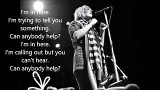 sia im in here lyrics