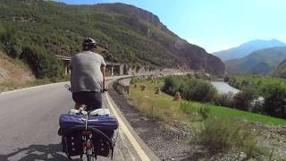 Episode 7: Always On The Road - 5000 Km in 100 Tagen (Albanien 2) (Engl.sub.)