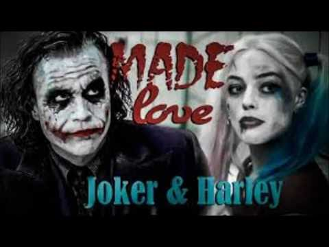 El Loco Amor De Joker Y Harley Quinn Youtube