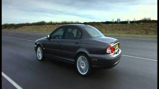 Jaguar X-Type - тест-драйв