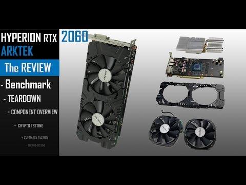 ARKTEK HYPERION RTX 2060 : The wake of OEMs!