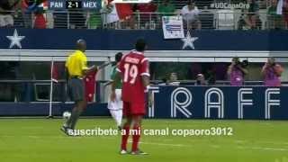 Mexico Vs Panama 1 2 Semi Final  Copa Oro 2013