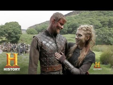 Vikings: Goofing Off - Behind the Scenes of Season 2 | History