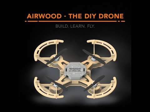 Airwood: The Ultimate DIY Drone