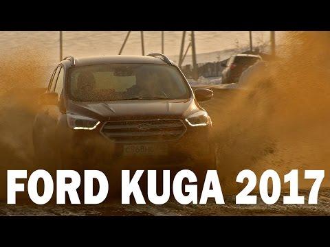 Уфа-Челябинск на Ford Kuga 2017 (кроссовер Форд Куга) #СТОК №36