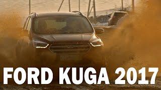 Уфа Челябинск на Ford Kuga 2017 кроссовер Форд Куга СТОК 36 смотреть