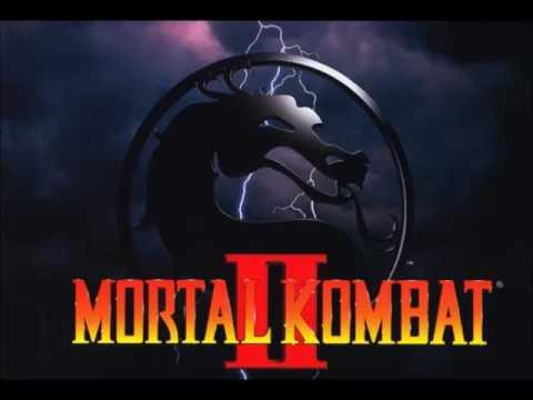 Mortal Kombat 2 Arcade OST - Original Music Soundtrack - The Armory