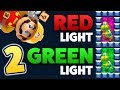 Super Mario Maker - RED LIGHT GREEN LIGHT 2! - Level Showcase
