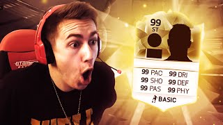 OMGGGGGGGGGG A LEGEND!?!?!?! | FIFA 16 PACK OPENING