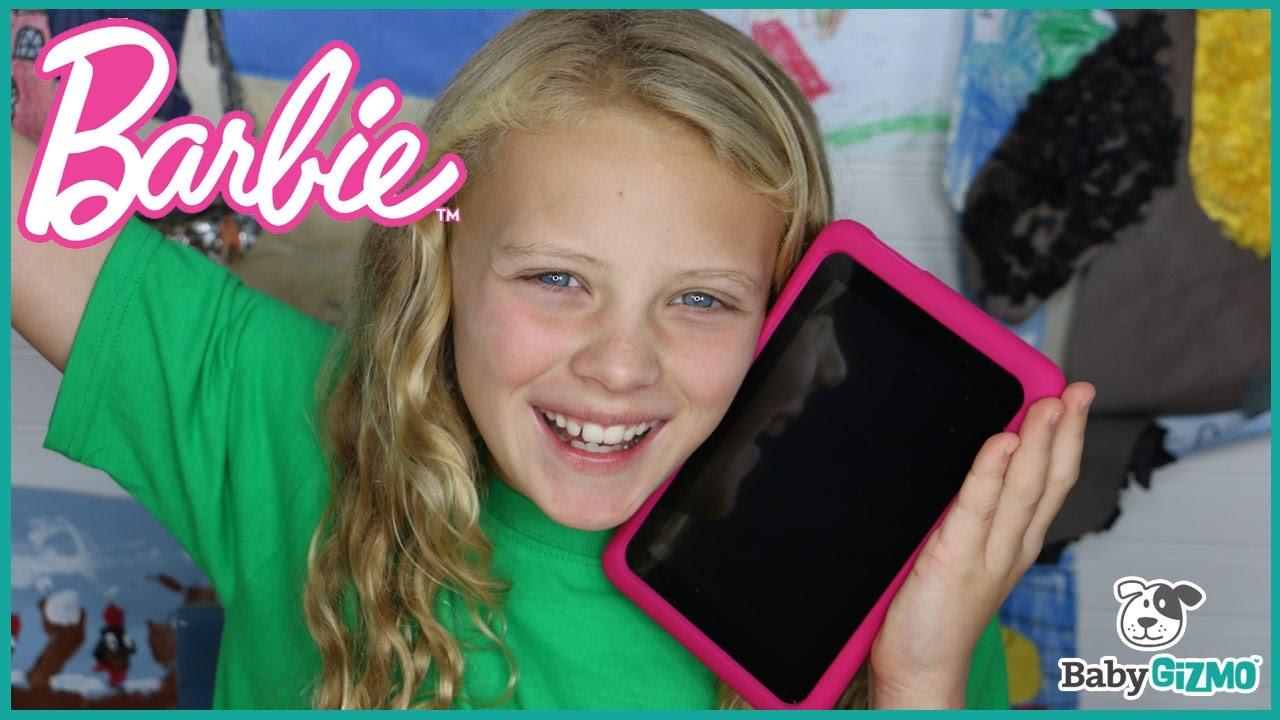 Barbie Sparkle Style Salon Demo Video | Barbie - YouTube